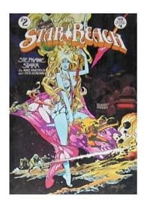 Star-Reach-2-1976-VF-Starlin-Adams-Giordano-Workman-3rd-print