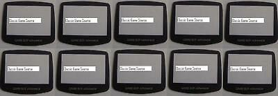 43 Lot Replacement Screen Lens 30 Game Boy Advance 5 Orig...