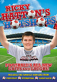 Ricky-Hattons-Hotshots-DVD-Very-Good-DVD