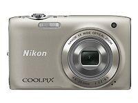Nikon-COOLPIX-S3100-14-0-MP-Digital-Camera-Silver