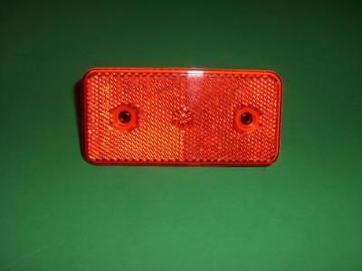Vw Rabbit Cabriolet Scirocco Red Side Marker Light