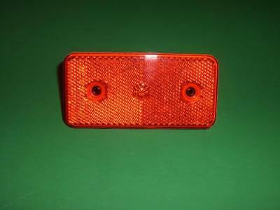 Vw Rabbit Cabriolet Scirocco Red Side Marker Light