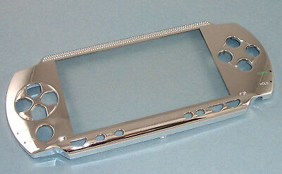NEW PSP-1001 PSP-1000 Faceplate Chrome for sale  Shipping to India