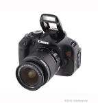 Canon EOS Rebel T3i 18.0 MP Digital SLR Camera - Black (Kit w/ 18-55mm and 55-250mm Lenses)