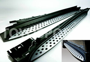 Mercedes benz ml280 ml320 ml350 running boards side steps for Mercedes benz ml350 running boards