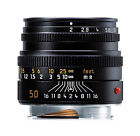 Leica SUMMICRON-M Leica M Camera Lenses 50mm Focal