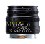 Leica  Summicron-M Titanium 50 mm   F/2.0  Lens For Leica