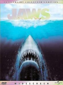 Jaws (DVD, 2000, Anniversary Collector's Edition) BRAND NEW SEALED