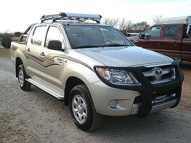 Image 6 of 2009 Toyota HiLux Turbo…