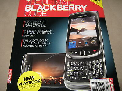 The Ultimate Blackberry Guide 2011 How To Tips Tricks