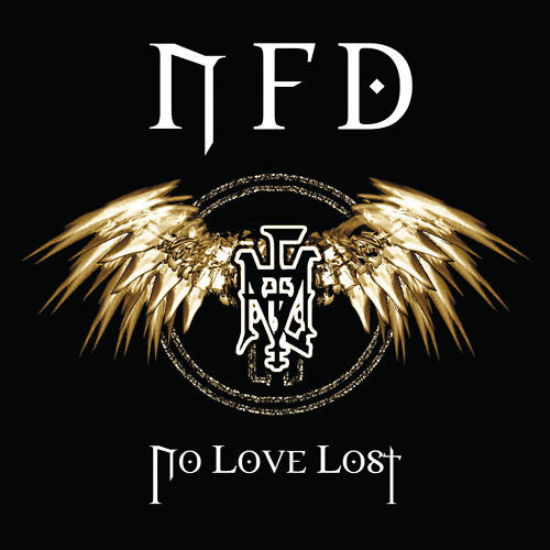NFD 'No Love Lost' digipak CD debut gothic album Fields of the Nephilim