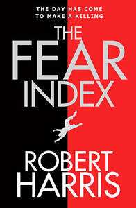 The-Fear-Index-Harris-Robert-Good-Used-Book