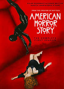 American-Horror-Story-Season-1-One-4-dvd-set-DISKS-ONLY-FREE-USA-SHIPPING-D1125