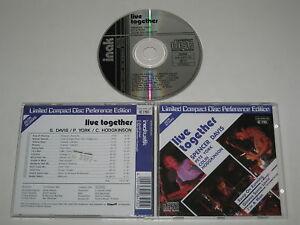 DAVIS-amp-YORK-amp-HODGKINSON-LIVE-TOGETHER-INAK-8410-CDALBUM