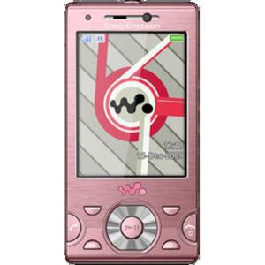 Sony-Ericsson-Walkman-W995-Metro-pink-Unlocked-Mobile-Phone