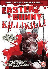Easter Bunny Kill! Kill! (DVD, 2011)  Brand new and sealed