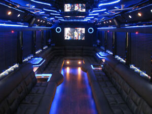 rv party bus limo decor accent led neon interior kit sound activate ebay