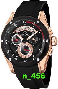 JAGUAR by FESTINA LIMITED EDITION HERREN CHRONOGRAPH SWISS MADE J653/1 J 653