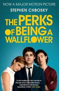 THE-PERKS-OF-BEING-A-WALLFLOWER-by-Stephen-Chbosky-WH5-B123-PB-NEW-BOOK