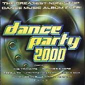 Dance Party 2000 by Various Artists (CD,...