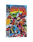 Marvel Copper Age Secret Wars Comics