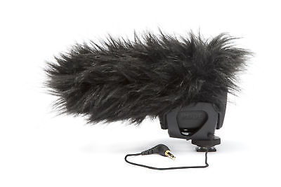 RODE VideoMic Pro Shotgun Mic with DeadCat Wind Fuzzy!