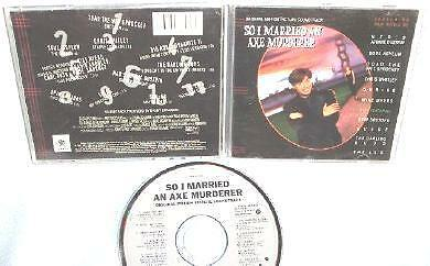 Cd Soundtrack So I Married An Axe Murderer