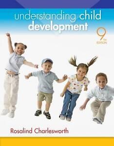 NEW Understanding Child Development by Rosalind Charlesworth