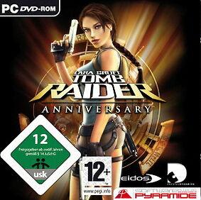 Tomb Raider: Anniversary NEU PC Spiel
