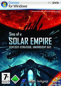 @ Sins Of A Solar Empire (PC, 2008, in DVD-Box mit Handbuch )