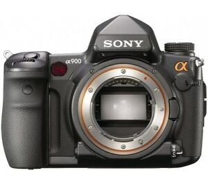 Sony α (alpha) DSLR-A900 24.6 MP Digital...