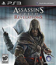 NEW-Assassins-Creed-Revelations-Playstation-3-2011-NO-U-S-Buyers-NTSC