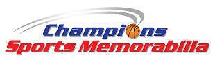Champions Sports Memorabilia