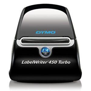 NEW DYMO LabelWriter 450 Turbo - High-Speed Label & Postage