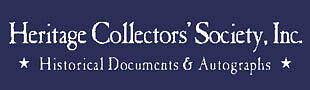 Heritage Collectors Society