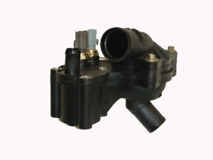 Motorcraft-4-0L-SOHC-Upgrade-Thermostat-Housing-Water-Outlet-w-Clip-in-Sensors
