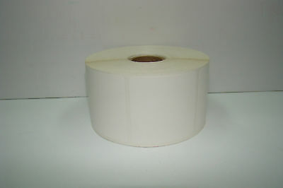 20 Rolls 500 Labels Each Roll 3x3 Direct Thermal Shipping Labels Zebra 2844