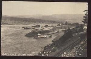 RP-Postcard-Cascade-Locks-OR-Aerial-View-1920s