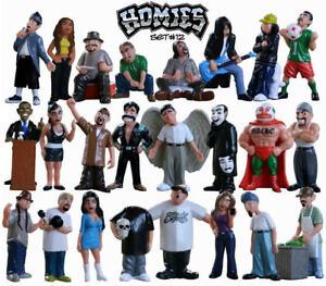 HOMIES-Series-12-Factory-Sealed-Bulk-Bag-100-pcs-Figurines ...