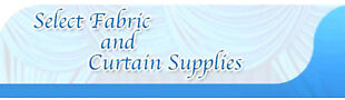 Select Fabric and Curtain Supplies
