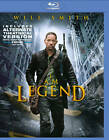 I Am Legend (DVD, 2011, With Green Lantern Movie Cash)