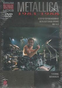 Legendary Guitar Licks 1983-88 - Metallica