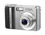 BenQ DC C540 5.0 MP Digital Camera - Silver
