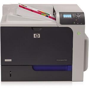 HP LaserJet Enterprise CP4525N Vs. Lexmark Forms Printer 4227 plus