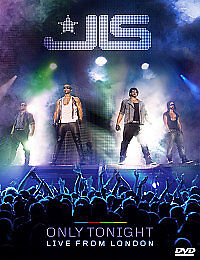 JLS - Only Tonight - Live In London (Blu-ray, 2010)