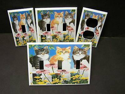 CAT LOVER #1 LIGHT SWITCH OR OUTLET COVER 1 Light Switch Covers