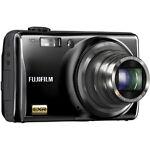 Fujifilm FinePix F80EXR 12.0 MP Digital Camera - Black