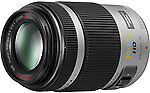 Panasonic Lumix G X VARIO 45-175 mm F/4.0-5.6 Aspherical PZ Power O.I.S. Lens (Silver)