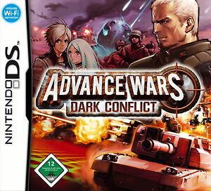 Advance Wars: Dark Conflict für den Nintendo DS - Neuwertig, nie gespielt - Deutschland - Advance Wars: Dark Conflict für den Nintendo DS - Neuwertig, nie gespielt - Deutschland
