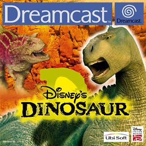 Disneys-Dinosaurier-gebraucht-Komplett-Sega-Dreamcast-2000